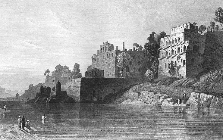 Baharampur in the past, History of Baharampur