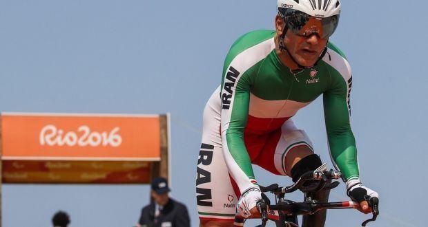 Bahman Golbarnezhad Paralympics Inquiry into death of Bahman Golbarnezhad