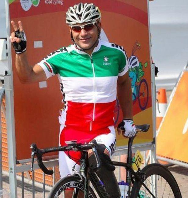 Bahman Golbarnezhad Iranian cyclist Bahman Golbarnezhad was first athlete to die at