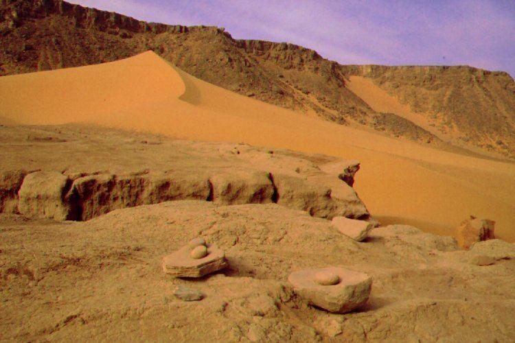 Bahr el Ghazal in the past, History of Bahr el Ghazal