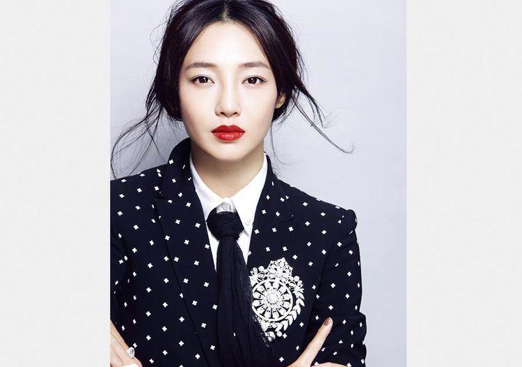 Bai Baihe Actress Bai Baihe graces fashion magazine Chinadailycomcn