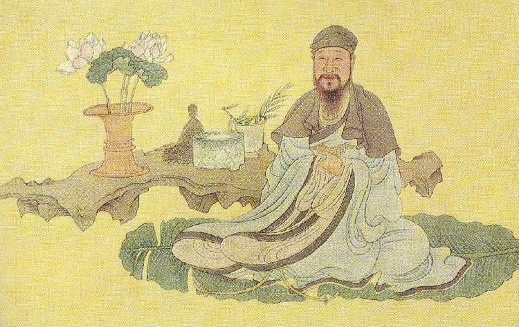 Bai Juyi Bai Juyi Wikipedia the free encyclopedia