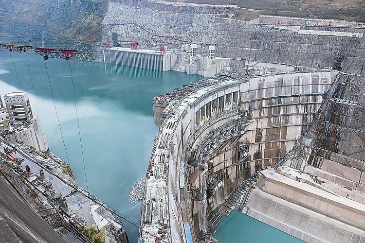 Baihetan Dam ~ Detailed Information | Photos | Videos