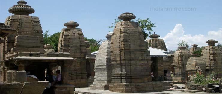 Baijnath, Himachal Pradesh in the past, History of Baijnath, Himachal Pradesh