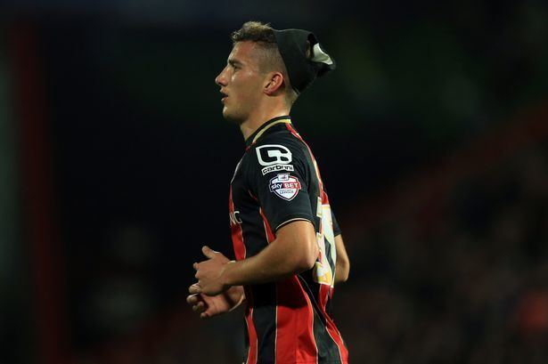 Baily Cargill Is this the moment a Bournemouth player39s WIG fell off