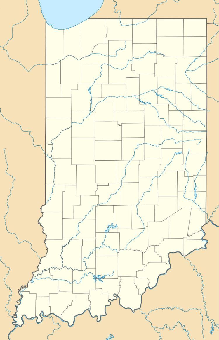 Bainter Town, Indiana