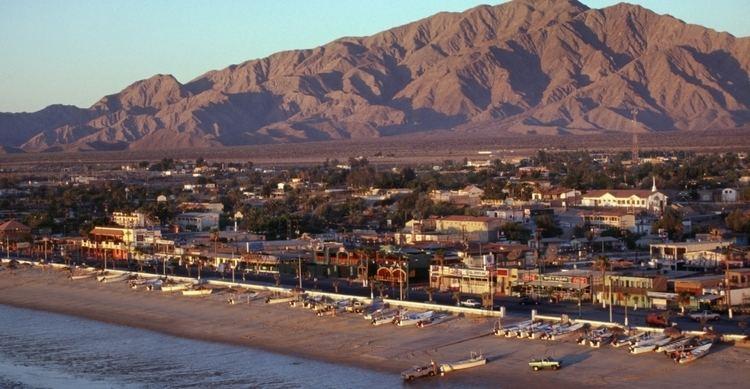 Baja California in the past, History of Baja California