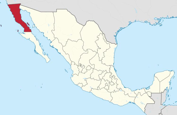 Baja California Wikipedia