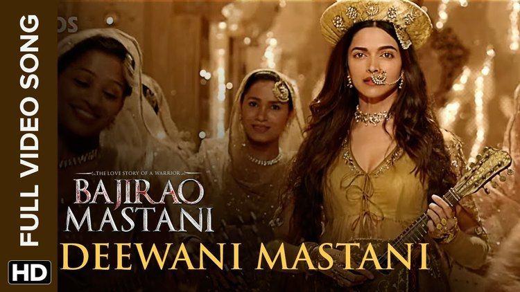 Bajirao Mastani Deewani Mastani Full Video Song Bajirao Mastani YouTube