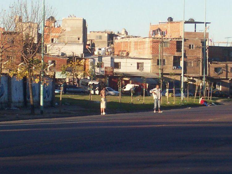 Bajo Flores Panoramio Photo of Bajo Flores entrada al barrio