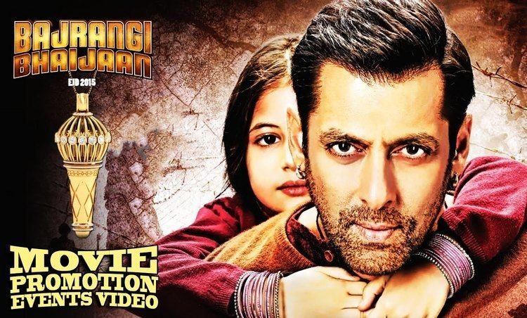 Bajrangi Bhaijaan 2015 Full Movie Promotion Events Salman Khan