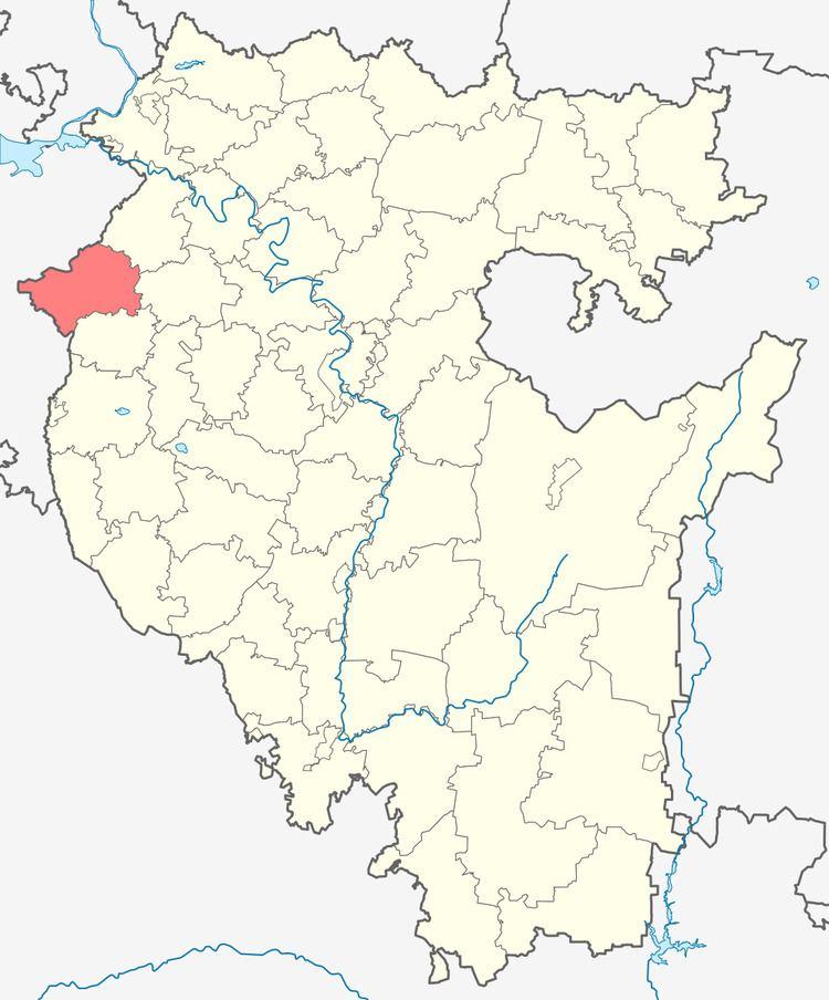 Bakalinsky District