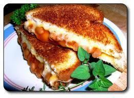 Baked bean sandwich Baked Bean Sandwich Cooking With Mama