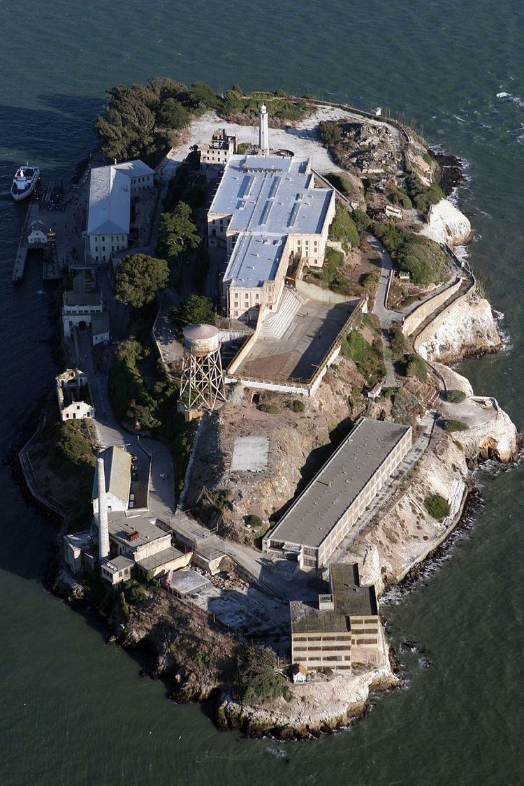 Baker Beach (Alcatraz)