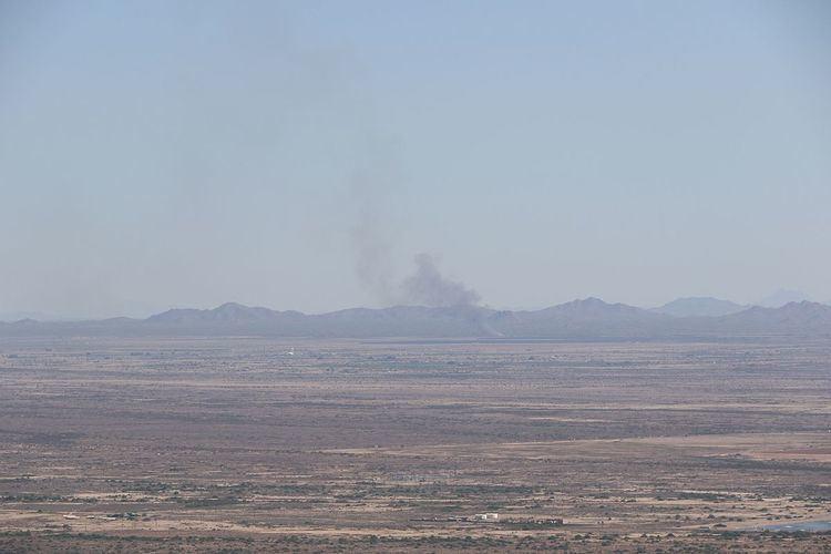 Baker Canyon Fire