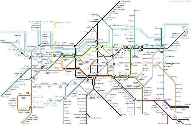 Bakerloo line bakerloo line extension Now Here This Time Out London