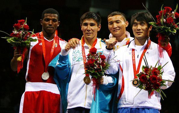 Bakhyt Sarsekbayev Bakhyt Sarsekbayev Photos Photos Olympics Day 16 Boxing Zimbio