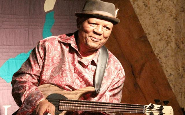 Bakithi Kumalo Paul Simons bassist Bakithi Kumalo performs in New Canaan this week