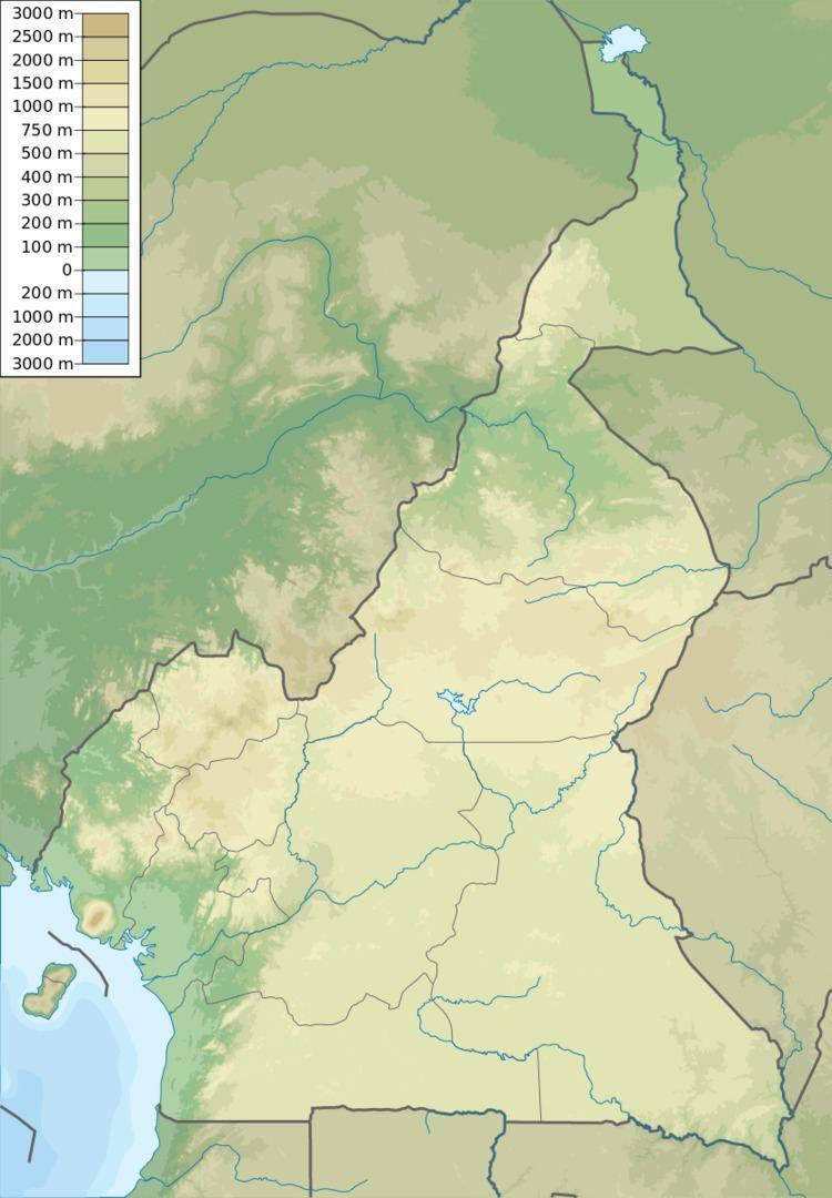 Bakossi Mountains