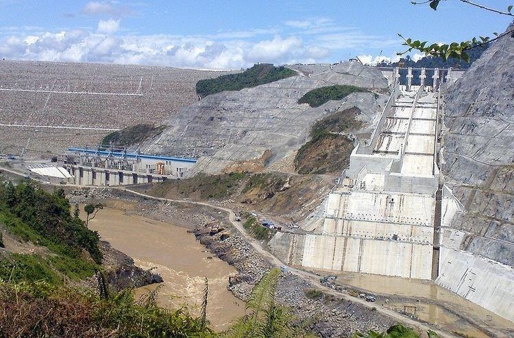 Bakun Dam httpsuploadwikimediaorgwikipediacommonsbb