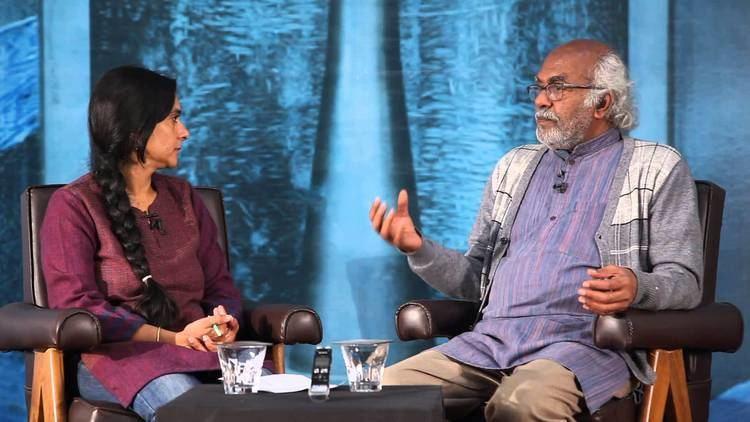 Balan Nambiar Balan Nambiar Interview by Parul Chandigarh Lalit Kala Akademi
