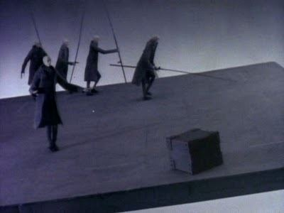 Balance (1989 film) Christoph and Wolfgang Lauensteins awardwinning BALANCE Short