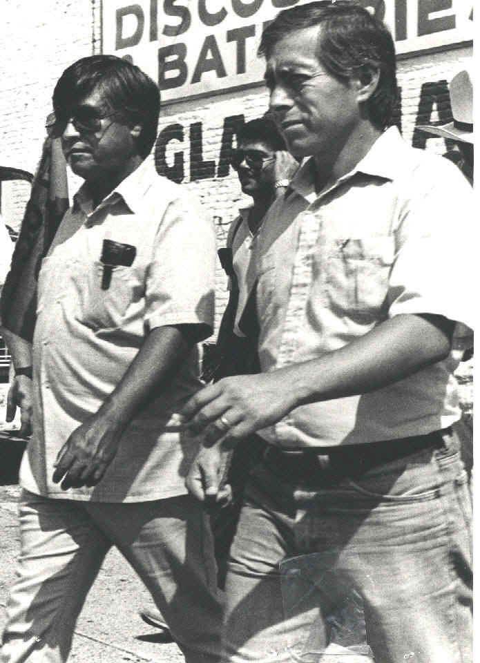 Baldemar Velasquez CALL TO THE FIELDS
