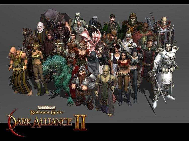 Baldur's Gate: Dark Alliance II Baldur39s Gate Dark Alliance II Wallpapers