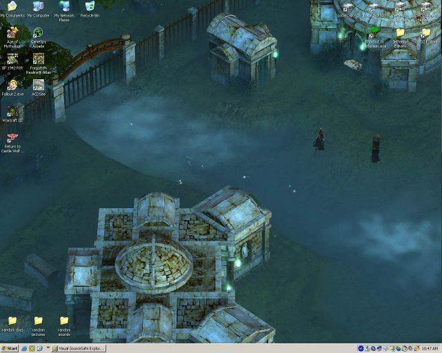 Baldur's Gate III: The Black Hound Unreleased games Black Isle Studios games