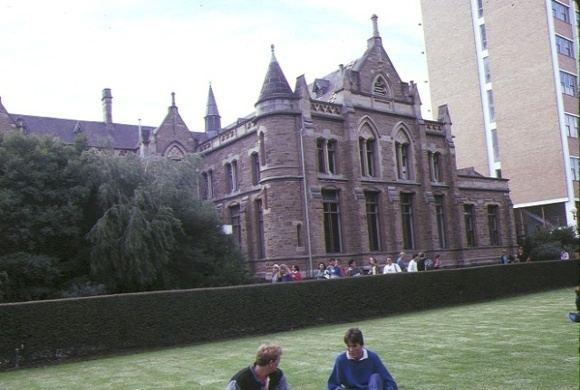 Baldwin Spencer Building Victorian Heritage Database