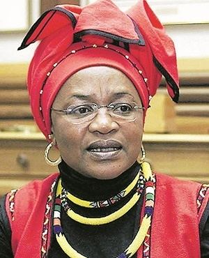 Baleka Mbete Will Baleka Mbete become the most powerful person in SA News24