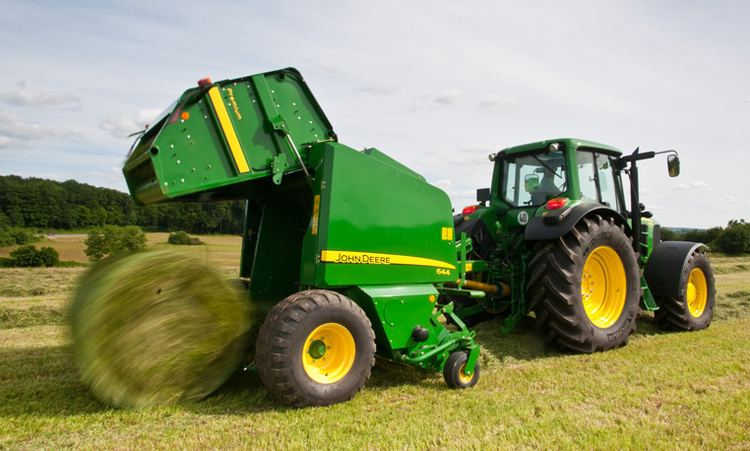 Baler Six Things to Remember Before During and After Baling Hay