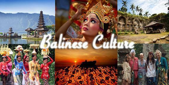 Bali Culture of Bali
