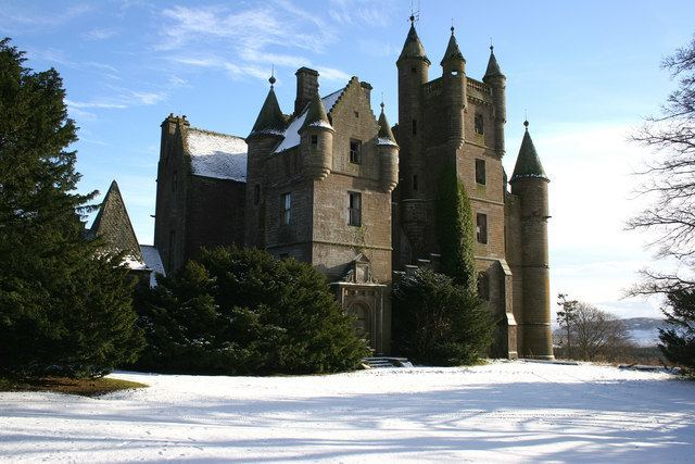 Balintore Castle