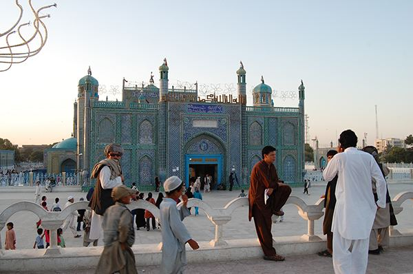 Balkh Province in the past, History of Balkh Province