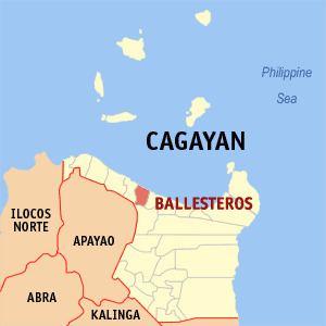 Ballesteros, Cagayan