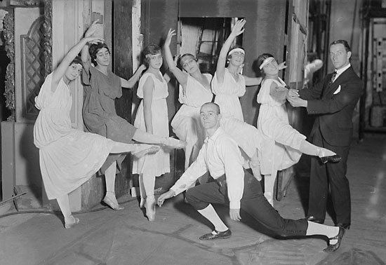 Ballets Russes Ballets Russes ballet company Britannicacom