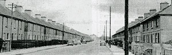 Ballina, County Mayo in the past, History of Ballina, County Mayo