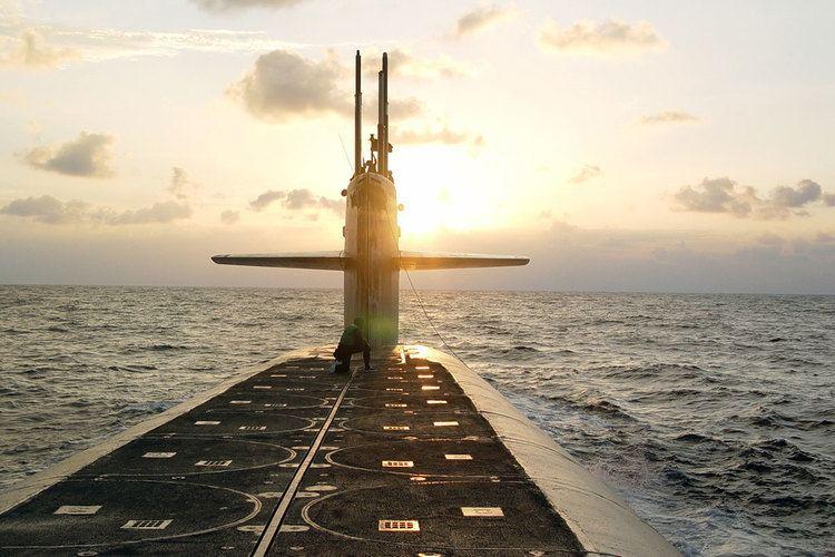Ballistic missile submarine SSBN Fleet Ballistic Missile Submarine Militarycom
