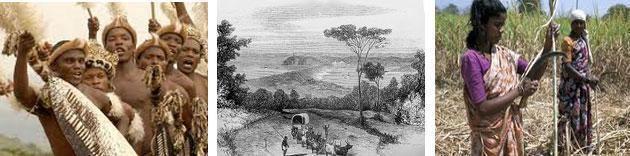 Ballito in the past, History of Ballito