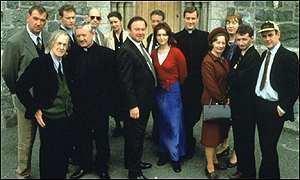 Ballykissangel BBC News ENTERTAINMENT Ballykissangel star mourned