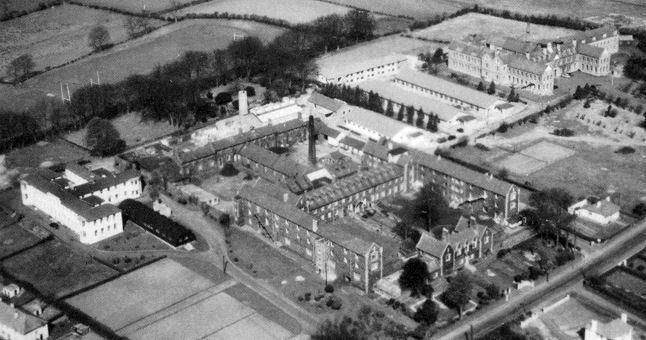Ballymena in the past, History of Ballymena