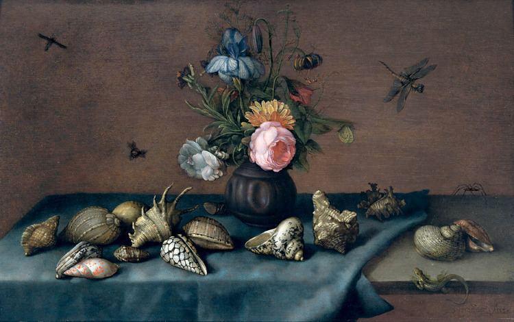 Balthasar van der Ast Rococo Revisited