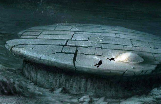 Baltic Sea anomaly Baltic Sea Anomaly A 140000 Year Old UFO In5D Esoteric