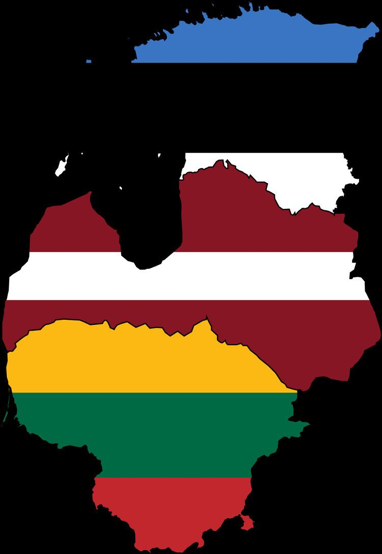 Baltic states Timeline of the occupation of the Baltic states Wikipedia