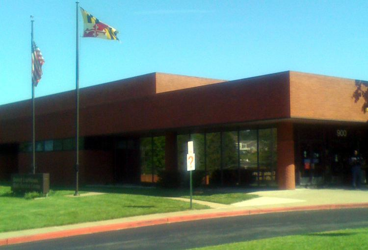 Baltimore County District Courthouses