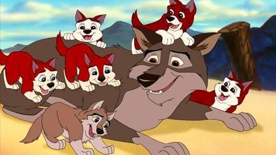 Balto II: Wolf Quest movie scenes Balto II Wolf Quest part 1