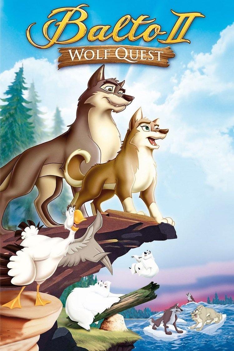 Balto II: Wolf Quest movie poster