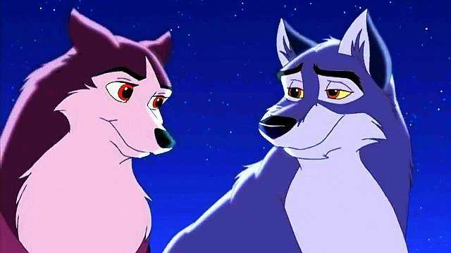 Balto III: Wings of Change movie scenes BALTO With me Nothing JENNA Uh huh BALTO I don t know It s just Well you saw that plane It s so fast I can t
