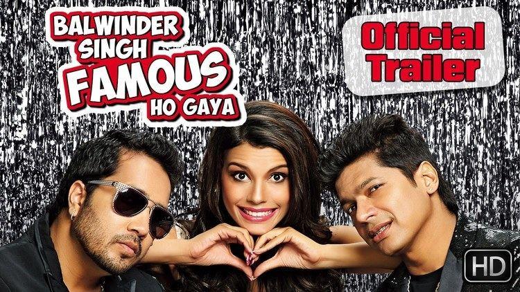 Balwinder Singh Famous Ho Gaya Official Trailer 2014 Mika Singh